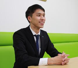 若手社員インタビューイメージ